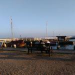 Der Wiecker Hafen