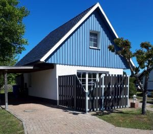 Unser Ferienhaus in Wieck a. Darß